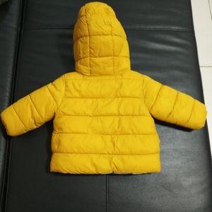 Target Baby Puffer Jacket